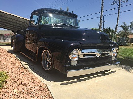 1956 Ford F100 2WD Regular Cab for sale 100784000