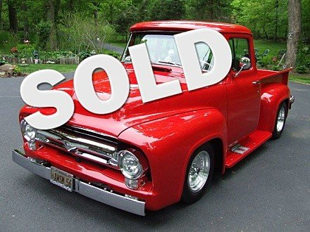 1956 Ford F100 for sale 100805957