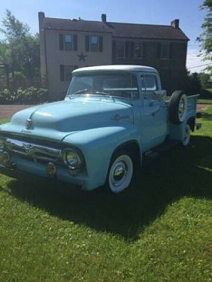 1956 Ford F100 for sale 100810628