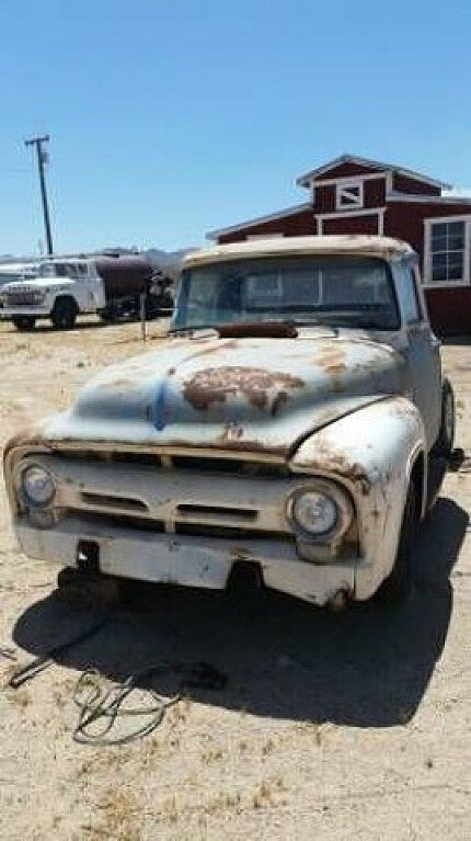 1956 Ford F100 for sale 100824552