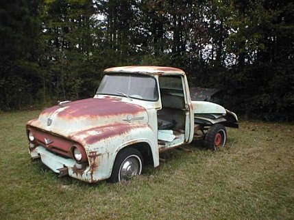 1956 Ford F100 for sale 100824659