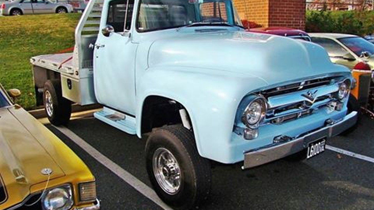 1956 Ford F100 for sale 100859482