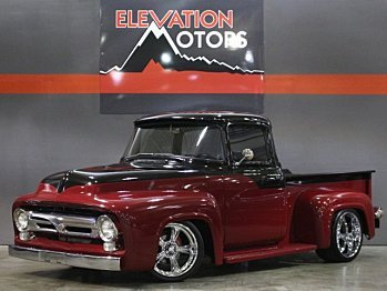 1956 Ford F100 for sale 100879748