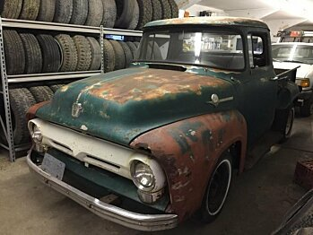 1956 Ford F100 for sale 101001257