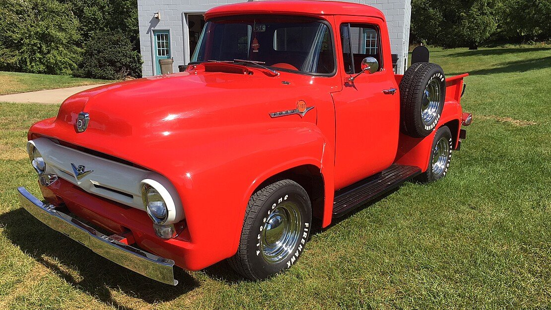 1956 Ford F100 2WD Regular Cab for sale 101034982