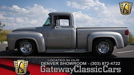1956 Ford F100 for sale 100906729