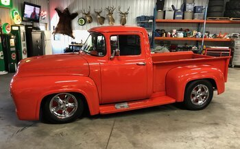 1956 Ford F100 2WD Regular Cab for sale 100953475