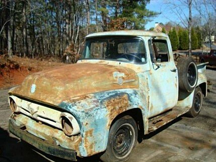 1956 Ford F100 for sale 100971696