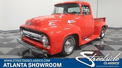 1956 Ford F100 for sale 100981917