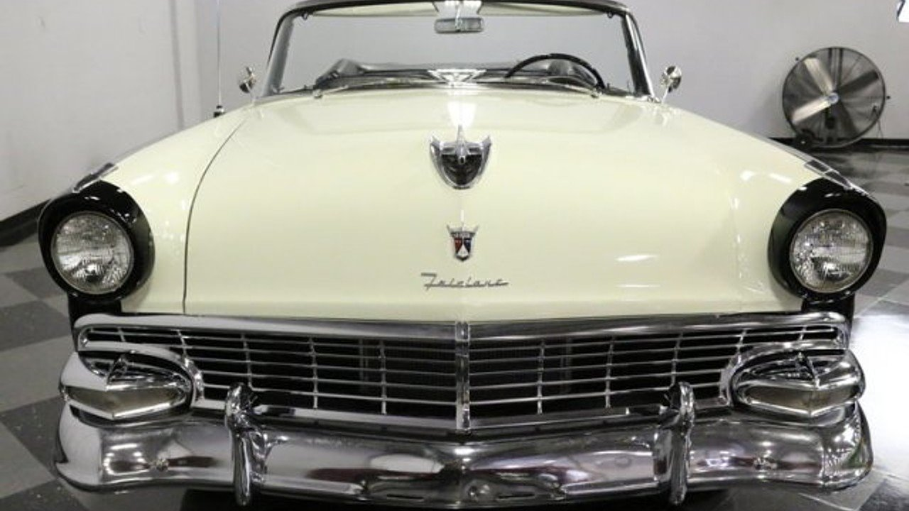 1956 Ford Fairlane for sale near Fort Worth, Texas 76137 - Classics ...