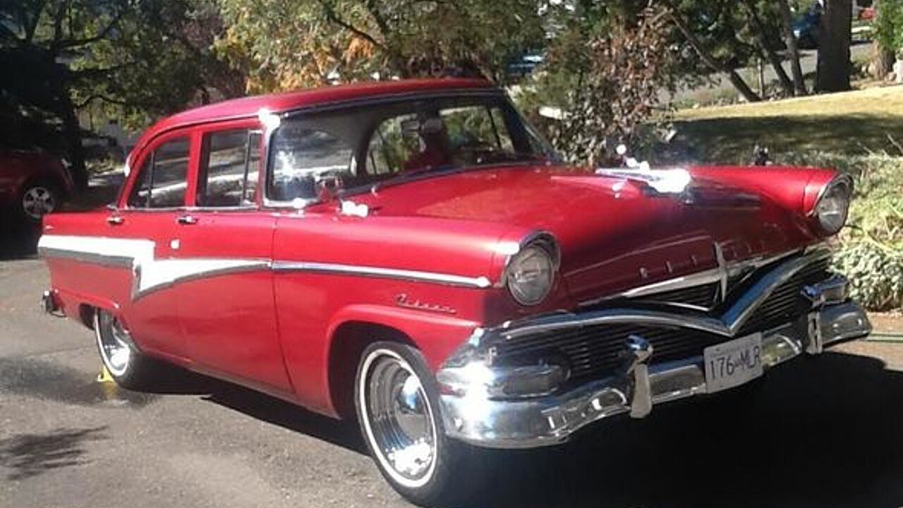 1956 Ford Other Ford Models for sale 100815950