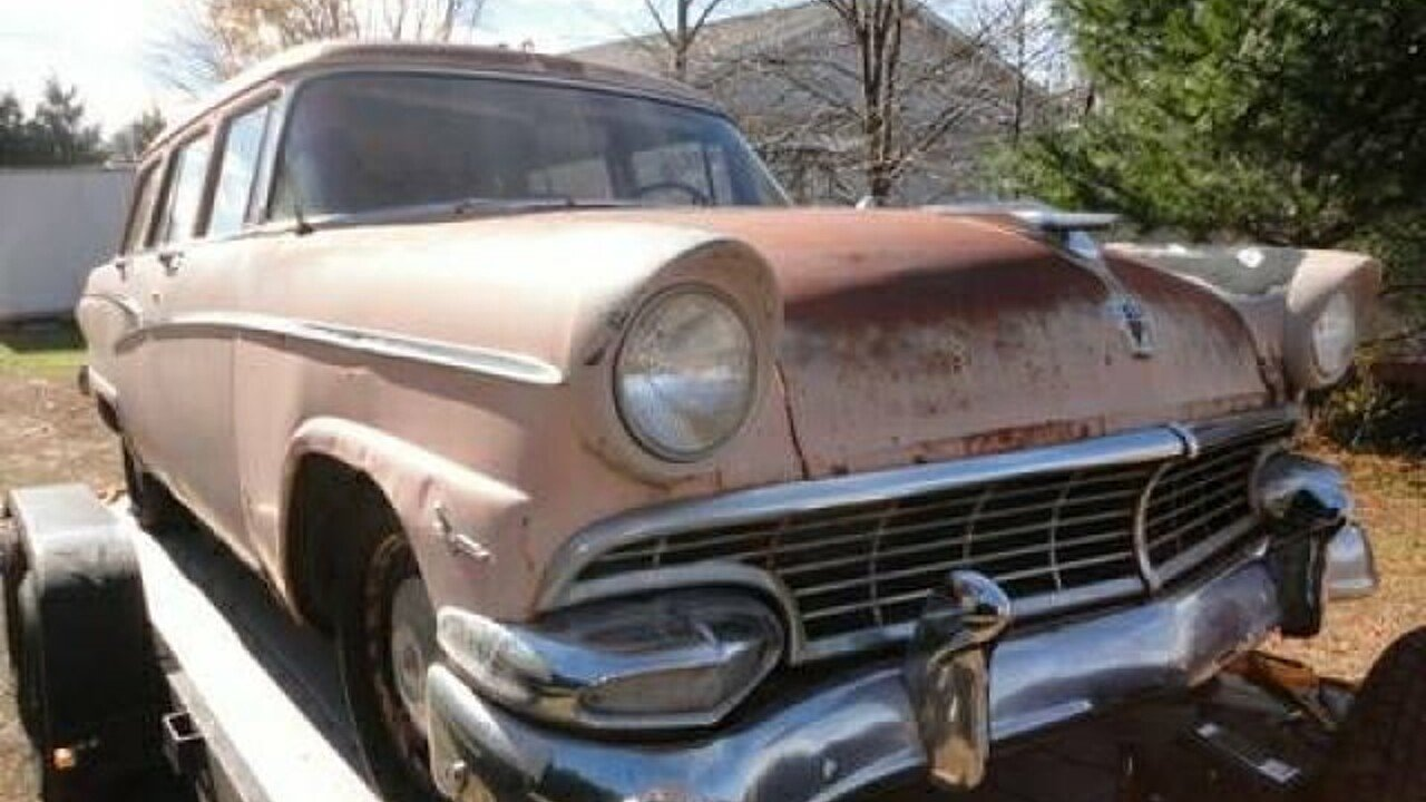 1956 Ford Other Ford Models for sale near Cadillac, Michigan 49601 ...