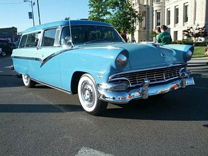 1956 Ford Station Wagon Series for sale 100824524