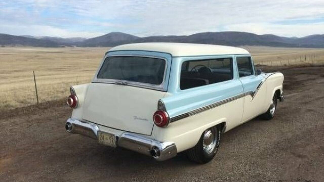 1956 ford station wagon series for sale near cadillac michigan 49601 classics on autotrader. Black Bedroom Furniture Sets. Home Design Ideas