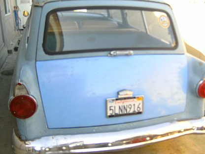 1956 Ford Station Wagon Series for sale 100879779