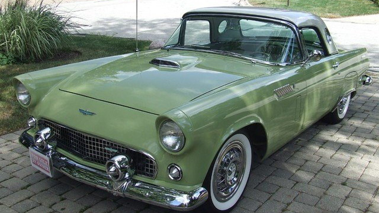 1956 Ford Thunderbird for sale 100805968