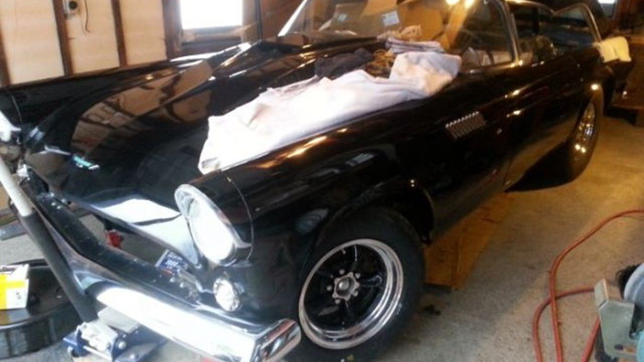 1956 Ford Thunderbird for sale 100845679