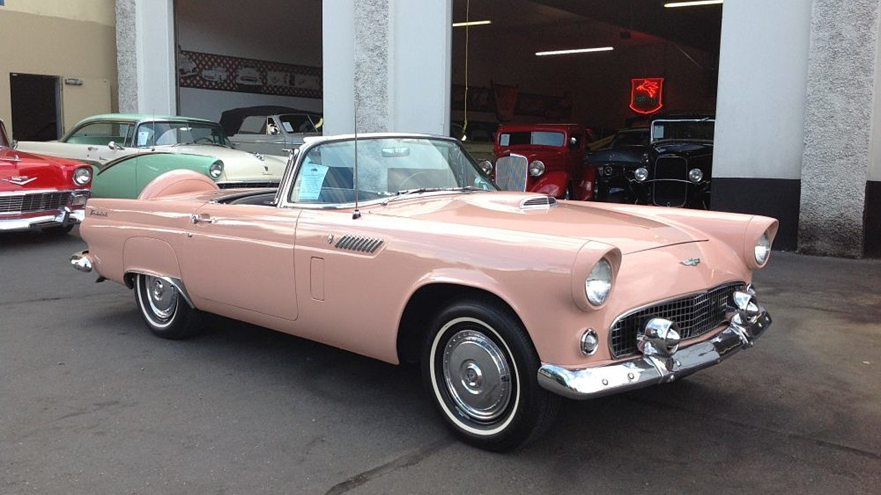 1956 Ford Thunderbird for sale 100905576