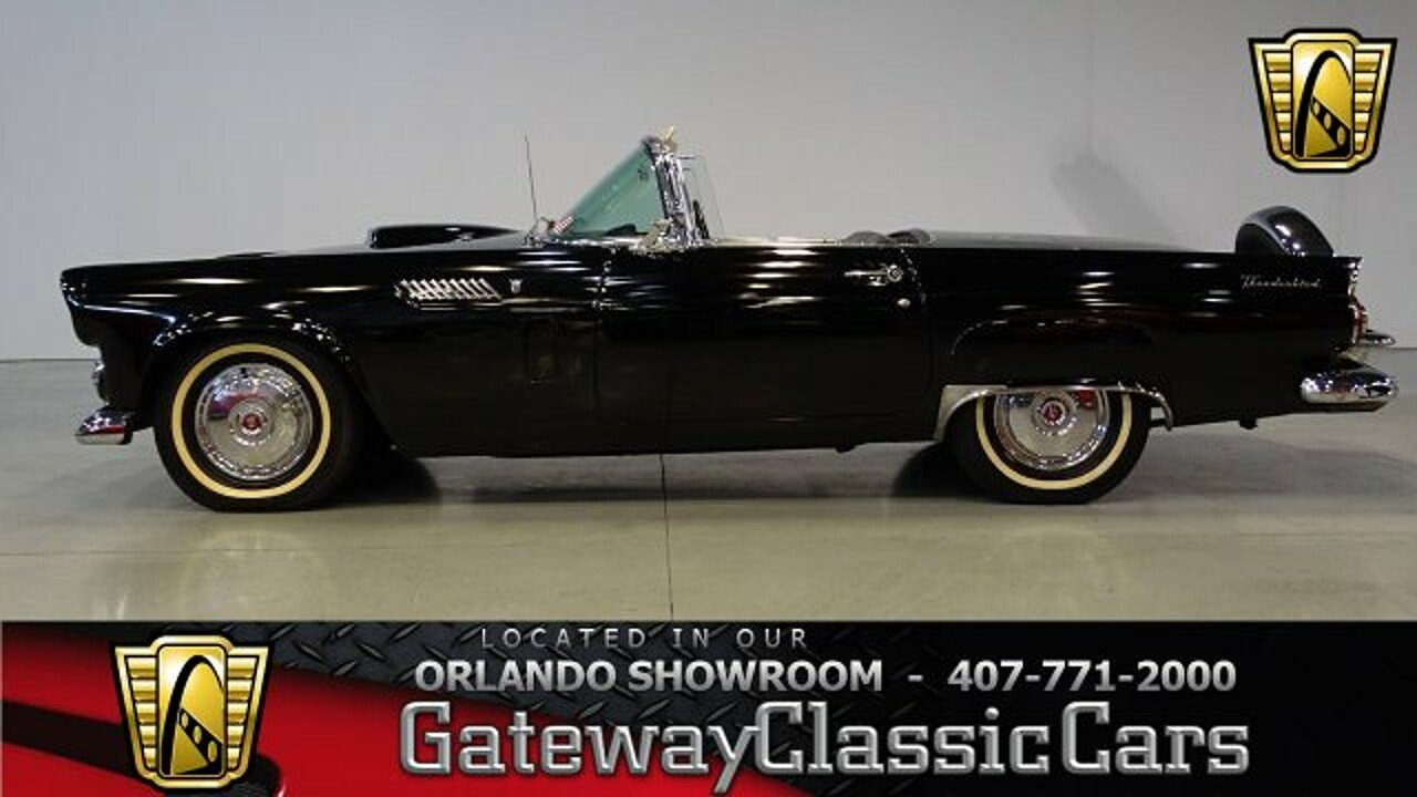 1956 Ford Thunderbird for sale 100965280