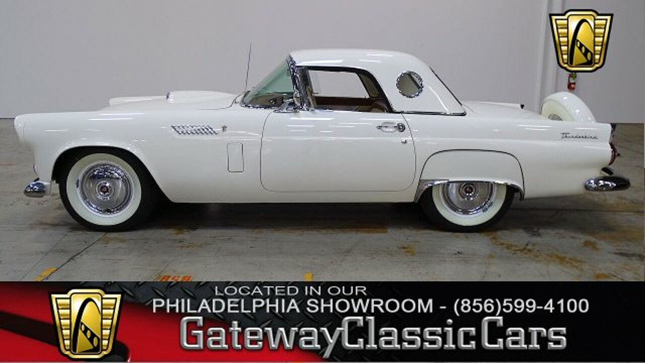 1956 Ford Thunderbird for sale near O Fallon, Illinois 62269 ...
