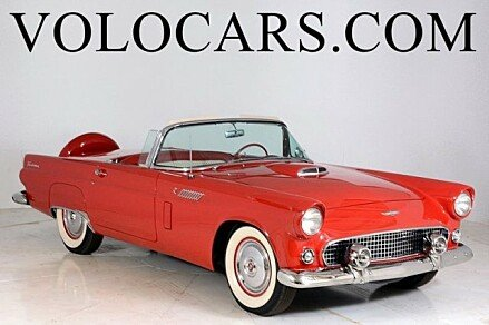 1956 Ford Thunderbird for sale 100866848