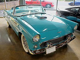 1956 Ford Thunderbird for sale 100916341