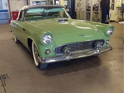 1956 Ford Thunderbird for sale 100985361