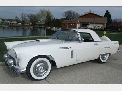 1956 Ford Thunderbird for sale 100985367