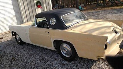 1956 Ford Thunderbird for sale 101030169