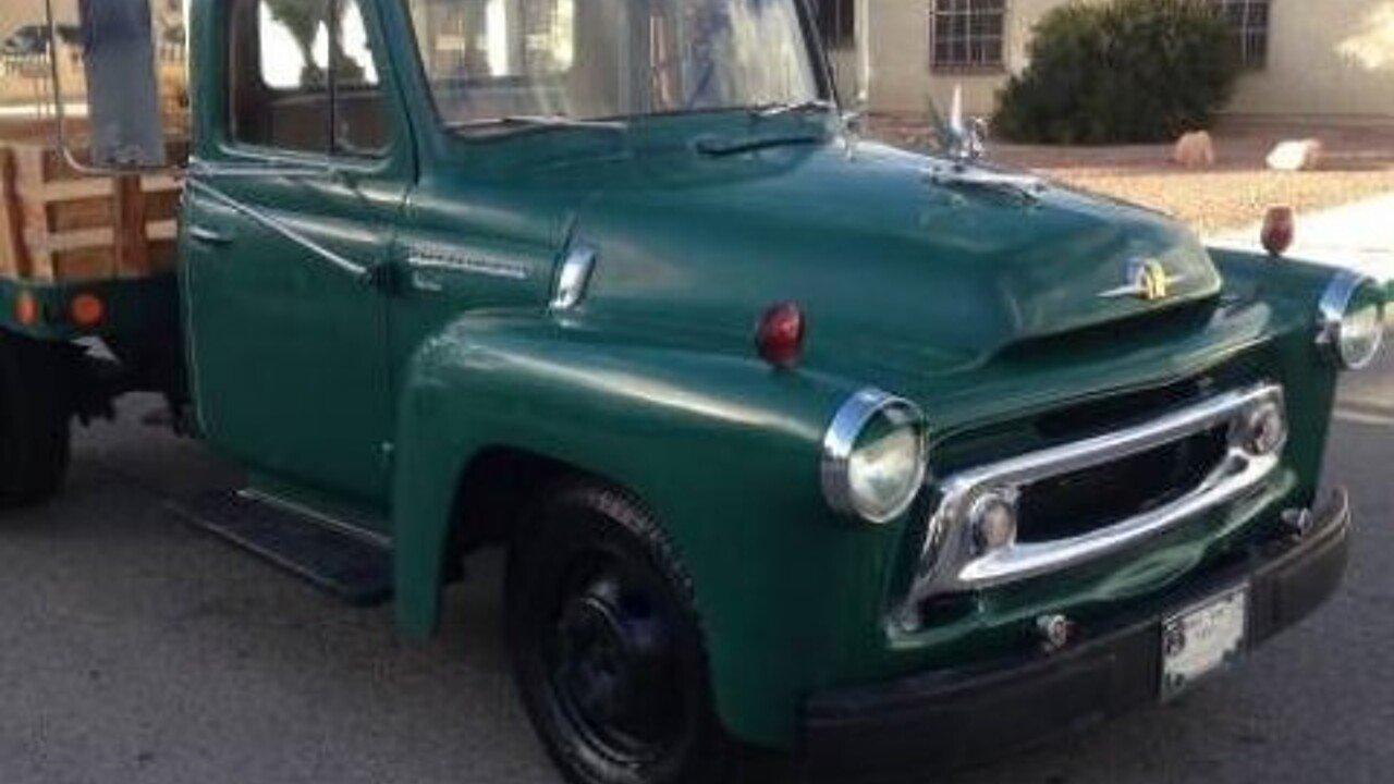 International Harvester Pickup Classics For Sale On 1952 Engine Diagram 1956 100833430