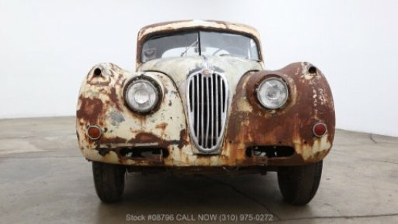 1956 Jaguar XK 140 for sale near Los Angeles, California 90063 ...