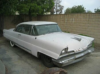 1956 Lincoln Premiere for sale 100772956