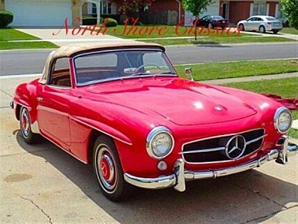 1956 Mercedes-Benz 190SL for sale 100780093