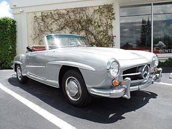 1956 Mercedes-Benz 190SL for sale 100866759