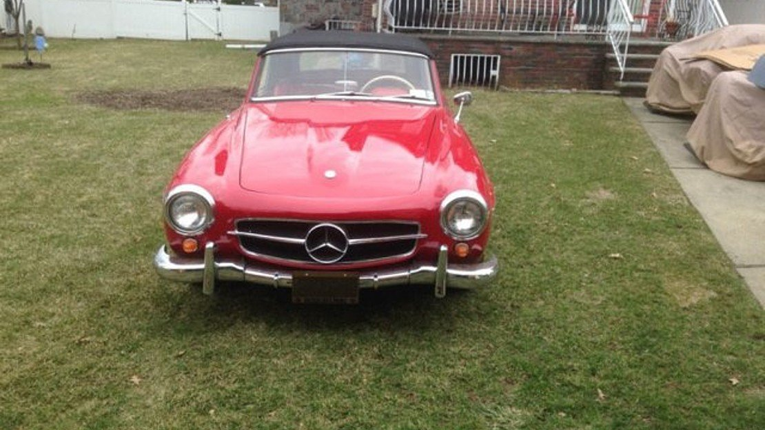 1956 Mercedes-Benz 190SL for sale 101049592