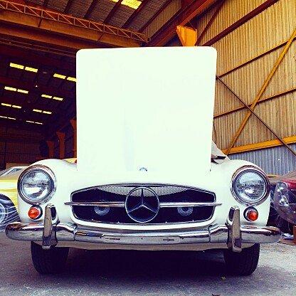 1956 Mercedes-Benz 190SL for sale 100922213
