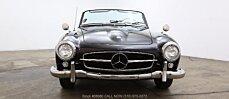1956 Mercedes-Benz 190SL for sale 100927019