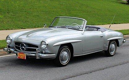1956 Mercedes-Benz 190SL for sale 100953292