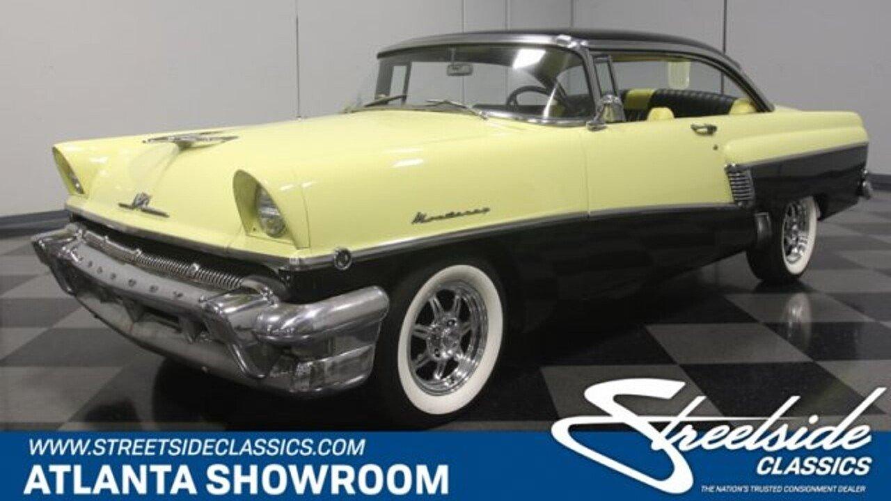 1956 Mercury Monterey for sale near Lithia Springs, Georgia 30122 ...