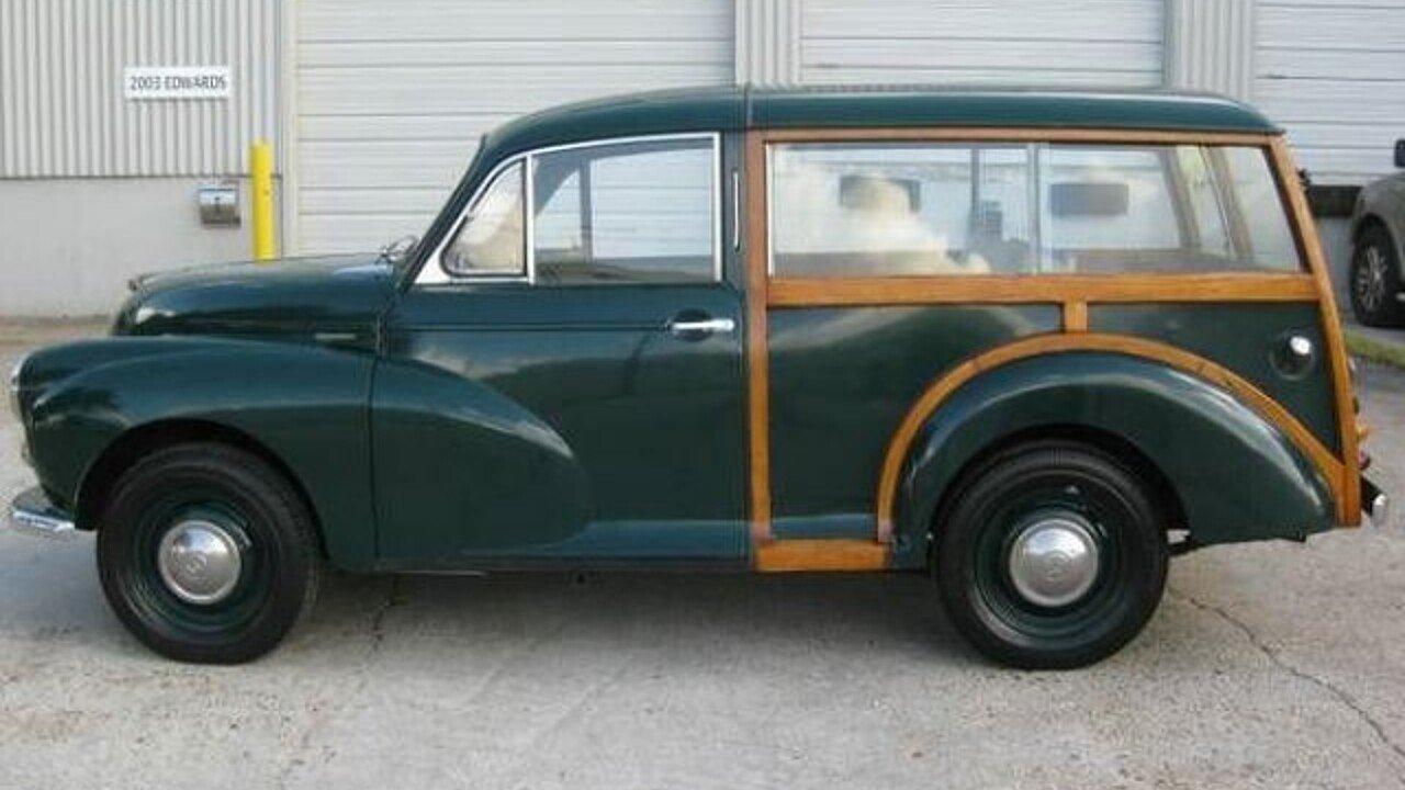 Morris Minor Classics for Sale - Classics on Autotrader