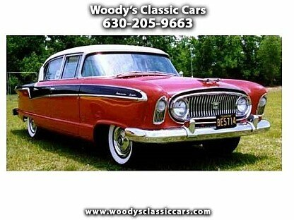 1956 Nash Ambassador for sale 100746856