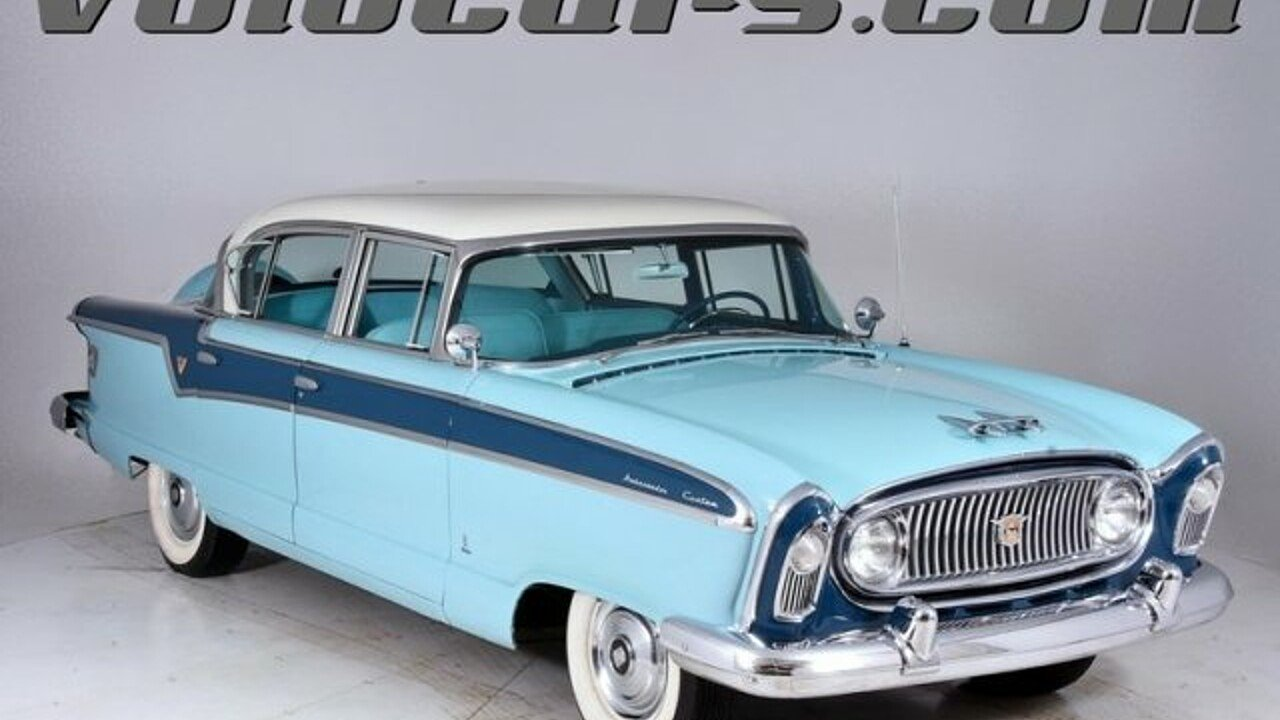 1956 Nash Ambassador for sale 100951300