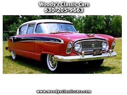 1956 Nash Ambassador for sale 100746856