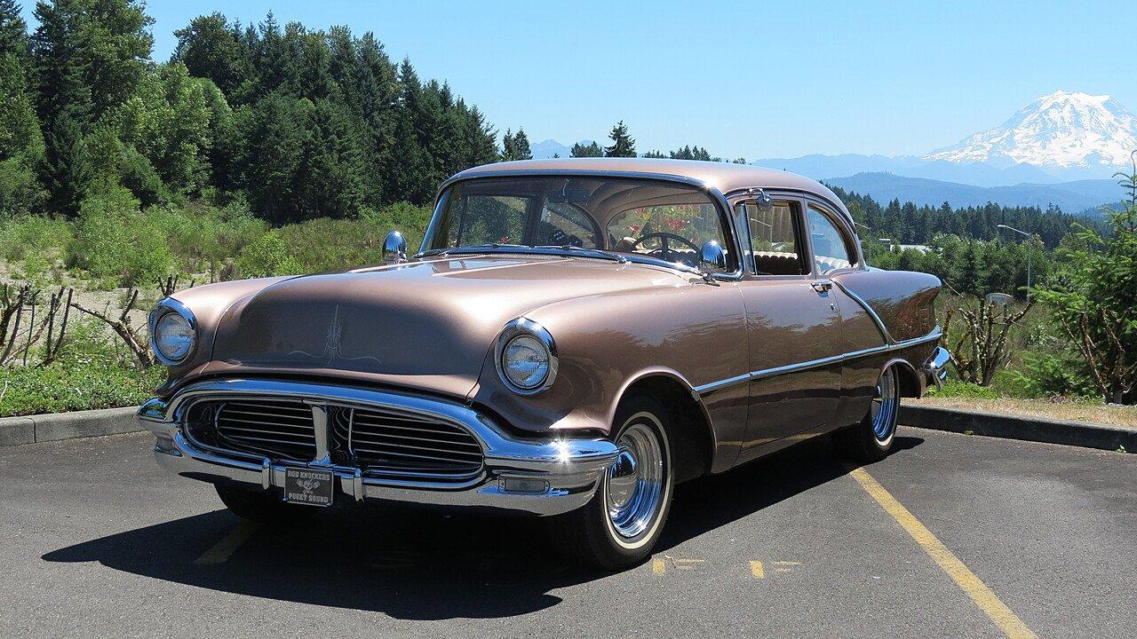 1956 Oldsmobile 88 Coupe for sale near Graham, Washington 98338 ...