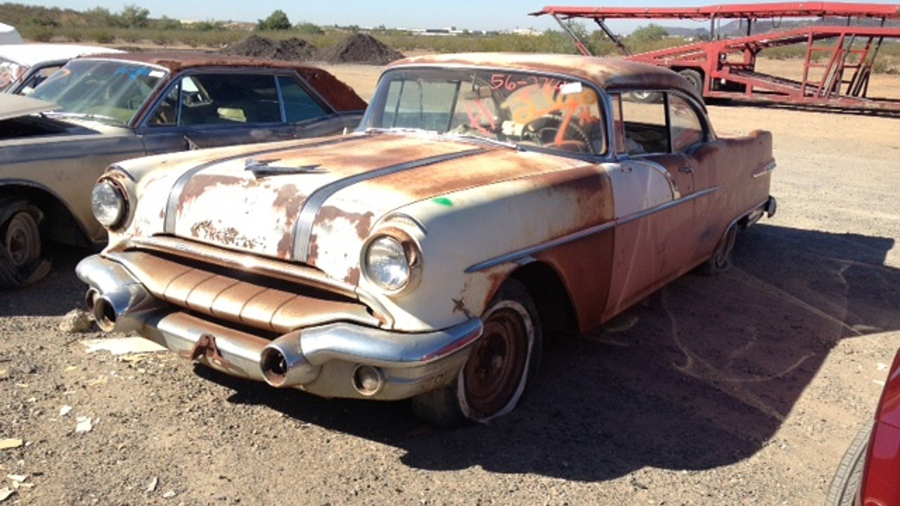 1956 Pontiac Chieftain for sale 100787691
