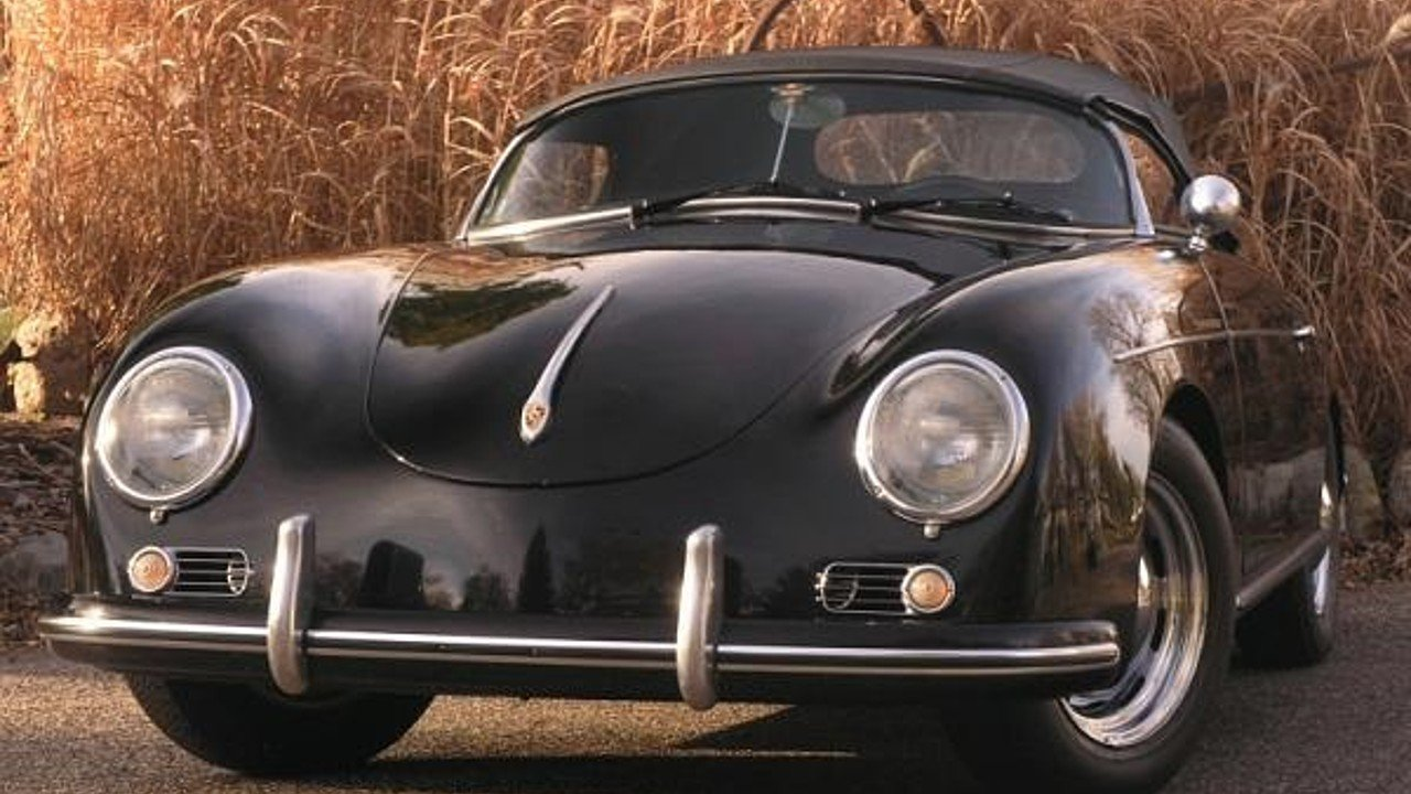 1956 porsche 356 replica for sale near helmville montana 59843 classics on autotrader. Black Bedroom Furniture Sets. Home Design Ideas