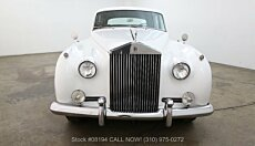 1956 Rolls-Royce Silver Cloud for sale 100860471