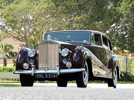 1956 Rolls-Royce Silver Wraith for sale 100961308