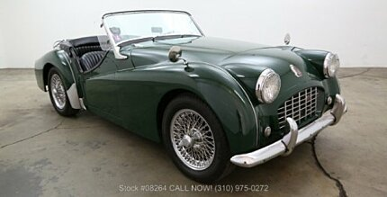 1956 Triumph TR3 for sale 100868828