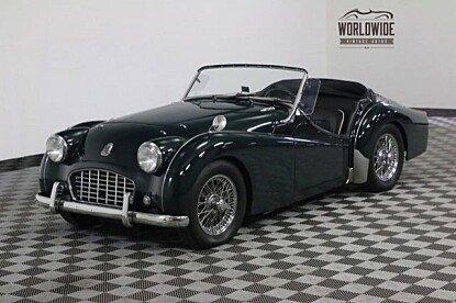 1956 Triumph TR3 for sale 100997321